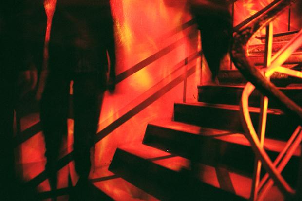 Raum-Klang-Installation in der Spielwarenfabrik
